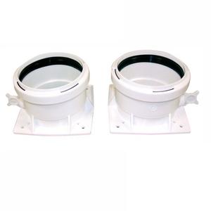 300x300 kit sdoppiato scarico fumi tubi separati 80 slash 80 sdoppiatore per caldaia ferroli a condensazione