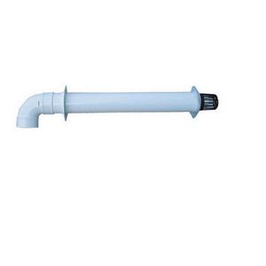 300x300 kit scarico orizzontale 60 slash 100 per caldaia condensazione green beretta