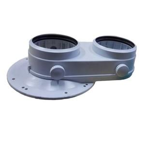 300x300 kit sdoppiato scarico fumi vaillant o 80 slash 80 sdoppiatore per caldaie a condensazione