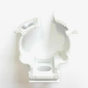 300x300 clip fissaggio tubo condensa o 16 mm per climatizzatori