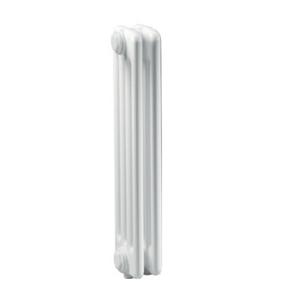 300x300 radiatore a colonna in acciaio ercos comby 2 elementi 3 colonne interasse 600 mm