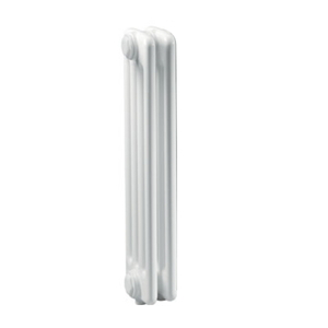 300x300 radiatore a colonna in acciaio ercos comby 2 elementi 3 colonne interasse 800 mm