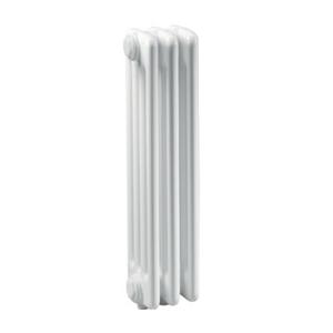 300x300 radiatore a colonna in acciaio ercos comby 3 elementi 3 colonne interasse 800 mm
