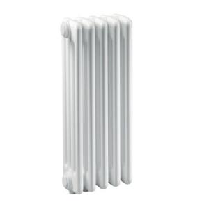 300x300 radiatore a colonna in acciaio ercos comby 5 elementi 3 colonne interasse 600 mm