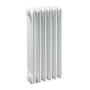 300x300 radiatore a colonna in acciaio ercos comby 6 elementi 3 colonne interasse 600 mm