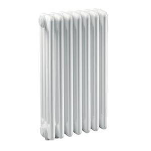 300x300 radiatore a colonna in acciaio ercos comby 7 elementi 3 colonne interasse 600 mm