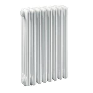 300x300 radiatore a colonna in acciaio ercos comby 8 elementi 3 colonne interasse 1735 mm