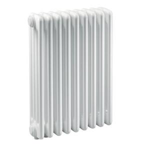 300x300 radiatore a colonna in acciaio ercos comby 9 elementi 3 colonne interasse 600 mm