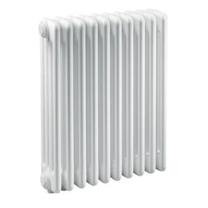 300x300 radiatore a colonna in acciaio ercos comby 10 elementi 3 colonne interasse 600 mm
