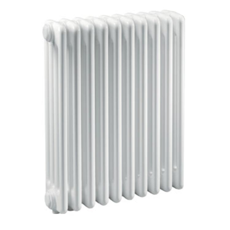 radiatore a colonna in acciaio ercos comby 10 elementi 3 colonne interasse 800 mm