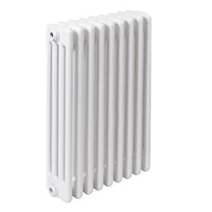 300x300 radiatore a colonna in acciaio ercos comby 9 elementi 4 colonne interasse 600 mm
