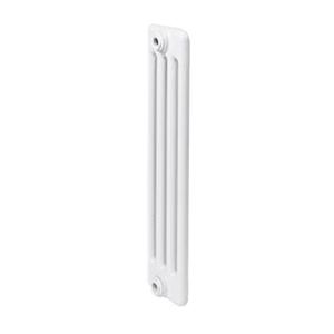 300x300 radiatore a colonna in acciaio ercos comby singolo elemento 4 colonne interasse 600 mm