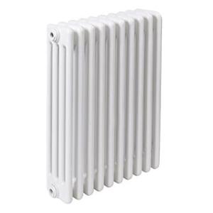 300x300 radiatore a colonna in acciaio ercos comby 10 elementi 4 colonne interasse 800 mm