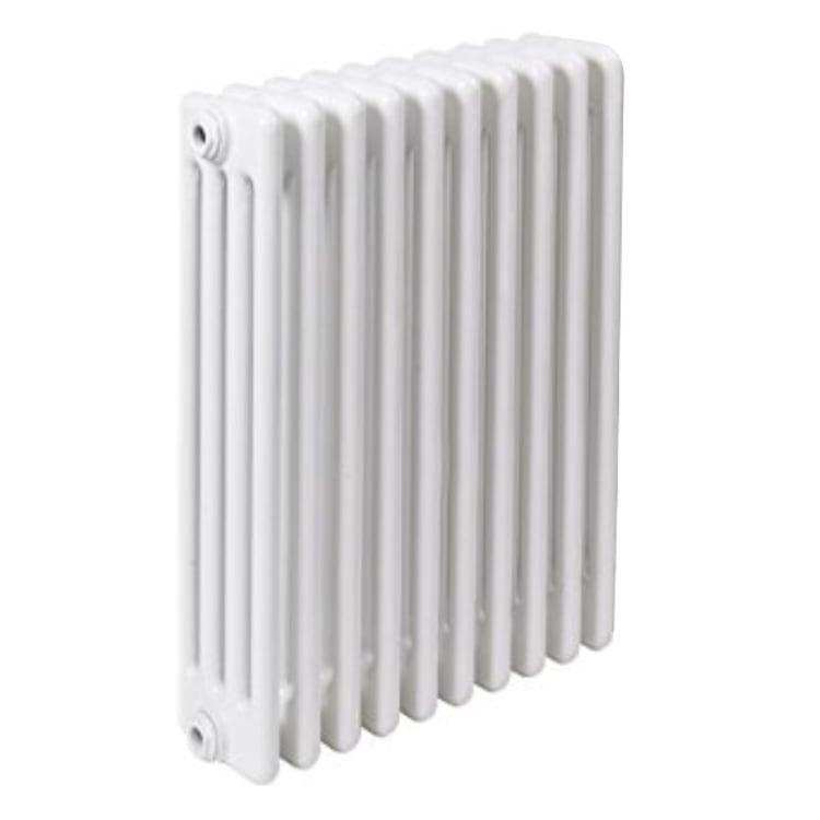 radiatore a colonna in acciaio ercos comby 10 elementi 4 colonne interasse 600 mm