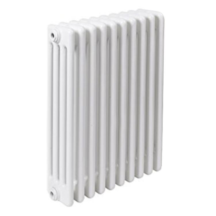 radiatore a colonna in acciaio ercos comby 10 elementi 4 colonne interasse 800 mm