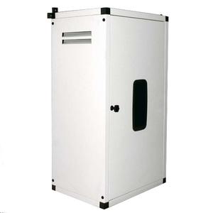 300x300 box copricaldaia copriscaldino copriscaldabagno universale bianco h cm 102 l cm 55 p cm 45