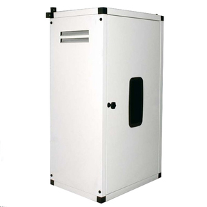 300x300 box copricaldaia copriscaldino copriscaldabagno universale bianco h cm 87 l cm 48 p cm 35