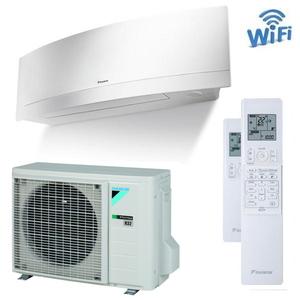 300x300 condizionatore daikin emura bianco 7000 btu r32 inverter a plus plus plus wifi