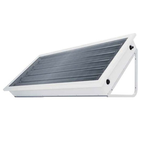 300x300 pannello solare circolazione naturale pleion ego 180 bianco 175 litri tetto piano ed inclinato