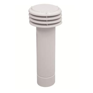 300x300 esalatore tubo scarico fumi diametro 140 mm universale per caldaia a gas camera aperta