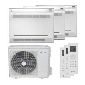 300x300 condizionatore clivet console trial split 9000 plus 9000 plus 12000 btu inverter a plus plus unita esterna 6500 watt ue