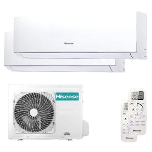 300x300 condizionatore hisense new comfort dual split 9000 plus 18000 btu inverter a plus plus unita esterna 6 kw ue