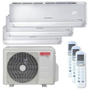 300x300 condizionatore ariston alys r32 trial split 9000 plus 9000 plus 12000 btu inverter a plus unita esterna 80 kw r32