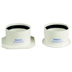 300x300 kit tronchetti flangiati diam 80 per caldaia condensazione serie verde econ immergas