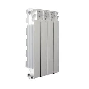 300x300 radiatore fondital in alluminio pressofuso calidor super b4 4 elementi interasse 600 mm