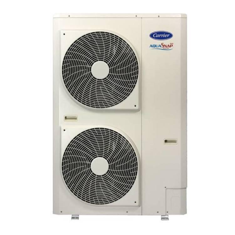 pompa di calore carrier aquasnap plus 12 kw con modulo idronico