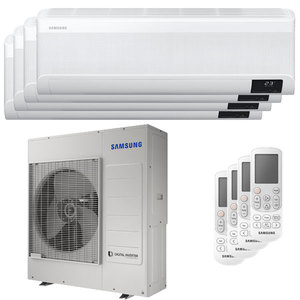 300x300 condizionatore samsung windfree elite quadri split 12000 plus 12000 plus 12000 plus 12000 btu inverter a plus plus wifi unita esterna 10 kw ue