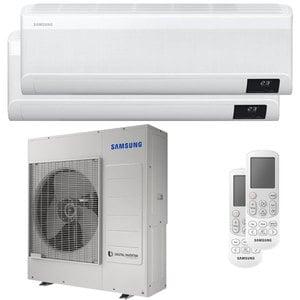 300x300 condizionatore samsung windfree avant dual split 24000 plus 24000 btu inverter a plus plus wifi unita esterna 10 kw ue