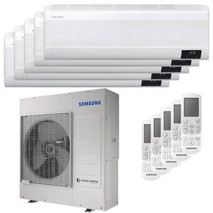 300x300 condizionatore samsung windfree avant penta split 7000 plus 7000 plus 7000 plus 7000 plus 9000 btu inverter a plus plus wifi unita esterna 10 kw ue