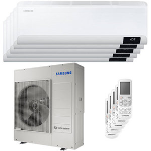 300x300 condizionatore samsung cebu wi fi penta split 7000 plus 12000 plus 12000 plus 12000 plus 12000 btu inverter a plus plus wifi unita esterna 10 kw ue