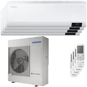 300x300 condizionatore samsung cebu wi fi quadri split 12000 plus 12000 plus 12000 plus 12000 btu inverter a plus plus wifi unita esterna 10 kw ue