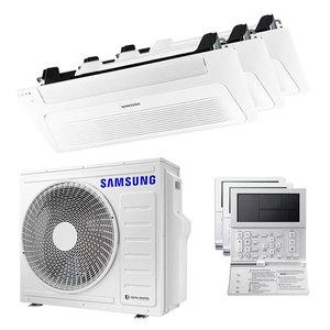 300x300 condizionatore samsung cassetta windfree 1 via trial split 12000 plus 12000 plus 12000 btu inverter a plus plus unita esterna 8 kw ue