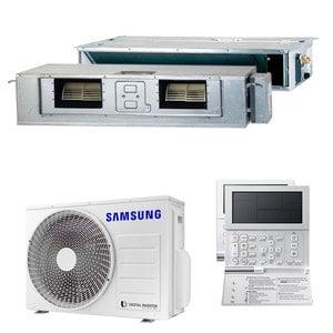 300x300 condizionatore samsung canalizzabile dual split 9000 plus 18000 btu inverter a plus plus plus unita esterna 5200 watt ue