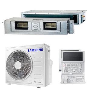 300x300 condizionatore samsung canalizzabile dual split 12000 plus 18000 btu inverter a plus plus unita esterna 8 kw ue