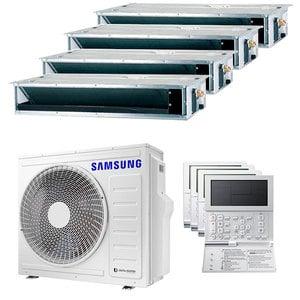 300x300 condizionatore samsung canalizzabile quadri split 9000 plus 9000 plus 9000 plus 12000 btu inverter a plus plus unita esterna 8 kw ue