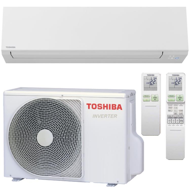 condizionatore toshiba shorai edge 12000 btu r32 inverter a+++ wifi