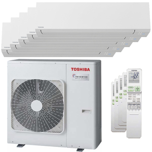 300x300 condizionatore toshiba shorai edge penta split 9000 plus 9000 plus 9000 plus 12000 plus 16000 btu inverter a plus plus wifi unita esterna 10 kw ue