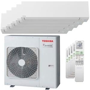 300x300 condizionatore toshiba shorai edge penta split 9000 plus 9000 plus 9000 plus 9000 plus 16000 btu inverter a plus plus wifi unita esterna 10 kw ue