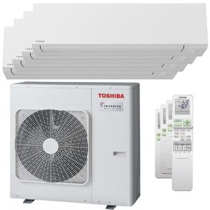 300x300 condizionatore toshiba shorai edge quadri split 12000 plus 12000 plus 12000 plus 12000 btu inverter a plus wifi unita esterna 8 kw ue