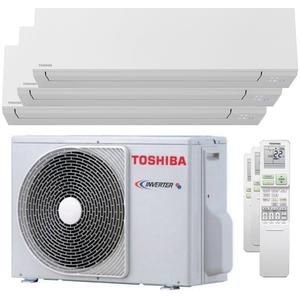 300x300 condizionatore toshiba shorai edge trial split 5000 plus 7000 plus 12000 btu inverter a plus wifi unita esterna 5200 watt ue