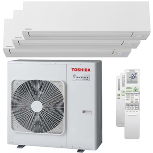 300x300 condizionatore toshiba shorai edge trial split 9000 plus 9000 plus 16000 btu inverter a plus wifi unita esterna 7500 watt ue