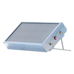 300x300 pannello solare circolazione naturale pleion freego bianco 55 litri tetto piano ed inclinato