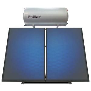 300x300 pannello solare circolazione naturale pleion free p 200 slash 2 200 litri per tetto piano