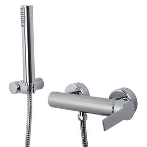 300x300 miscelatore doccia fima carlo frattini mast esterno senza deviatore con set docciacromato