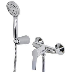 300x300 miscelatore doccia fima carlo frattini serie 4 esterno senza deviatore con set doccia