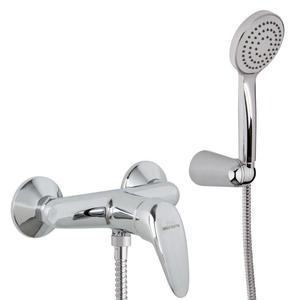 300x300 miscelatore doccia fima carlo frattini serie 18 esterno senza deviatore con set doccia
